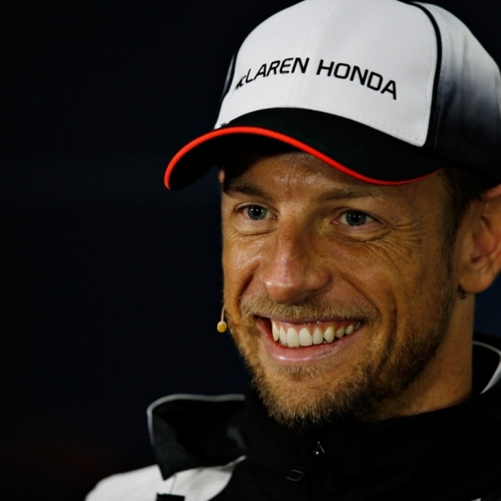 Button: Lewis brought out the best in me at McLaren