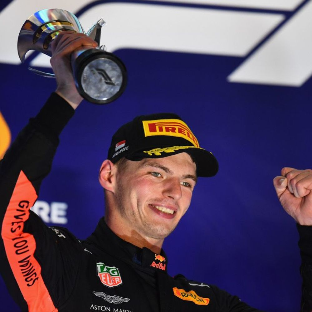 Verstappen concedes P2 was 'the result'