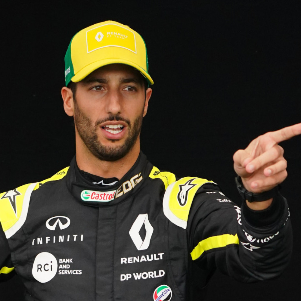 Max is Norris' go-to man for tips on angering Ricciardo