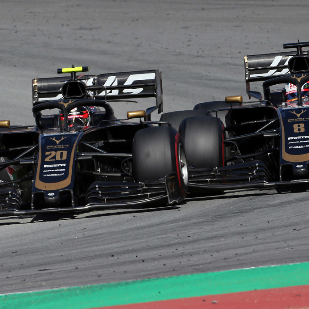 Haas to keep Rich Energy branding for Silverstone