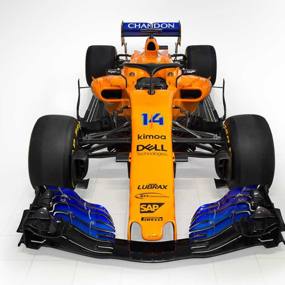 Gallery: Here she is, the McLaren MCL33