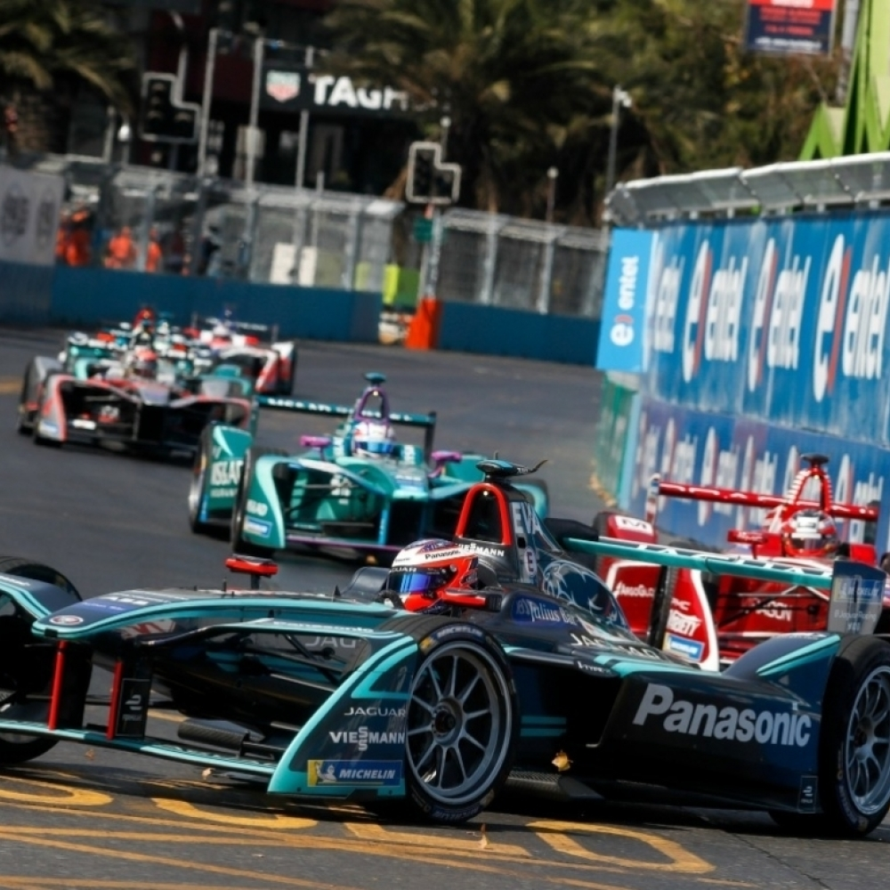 'Formula E a street party, not a sports event'