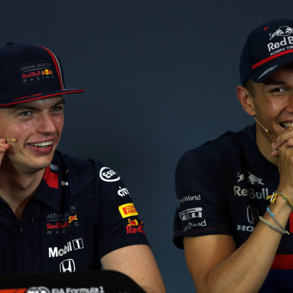 'Albon will need every trick to survive Max's lair'