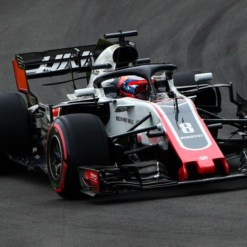 Good for Grosjean to 'get back on the horse'