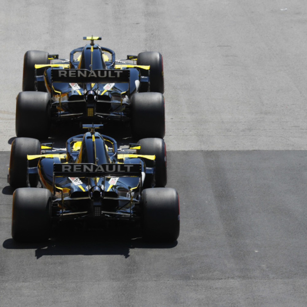 Renault: Confidence back after double points