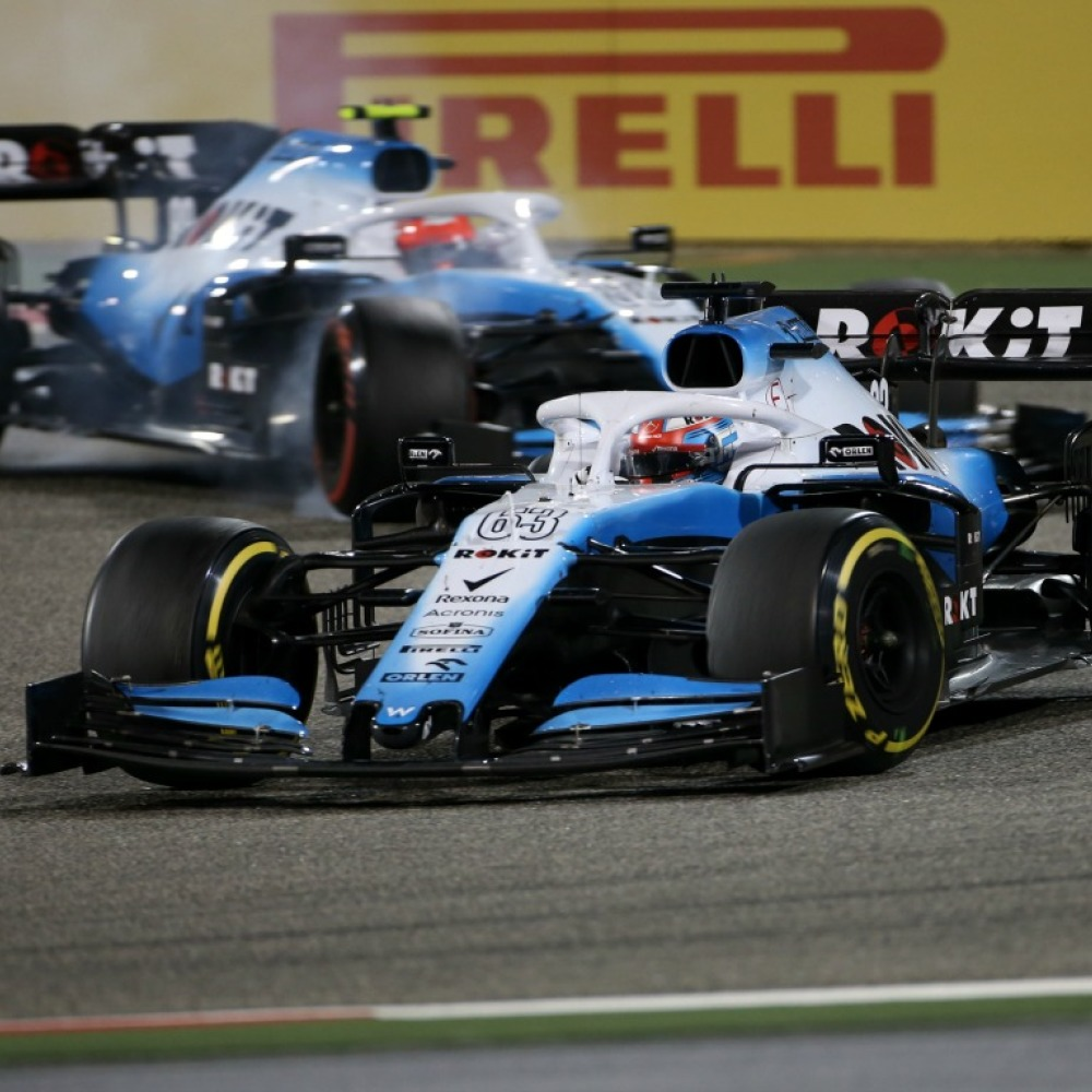 Williams duo have 'big problems' with car behaviour