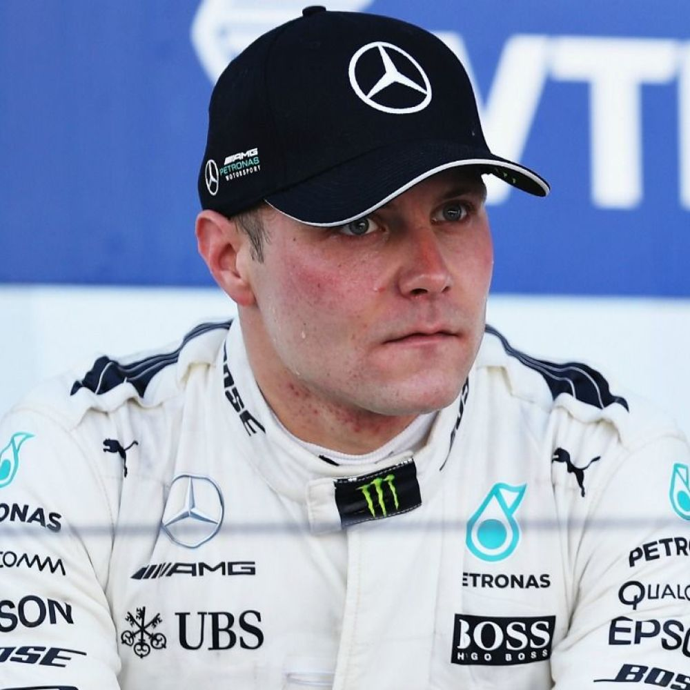 Sponsor axe is more harsh treatment for Bottas