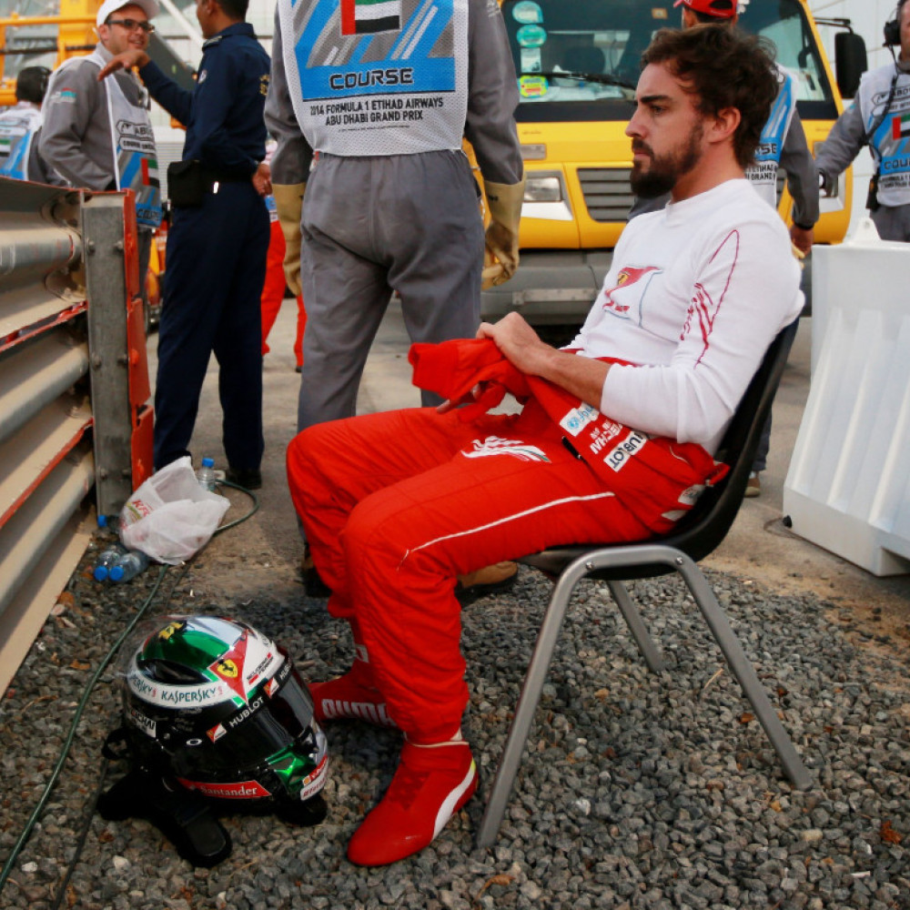 Alonso didn't instill 'self-confidence' to win more titles