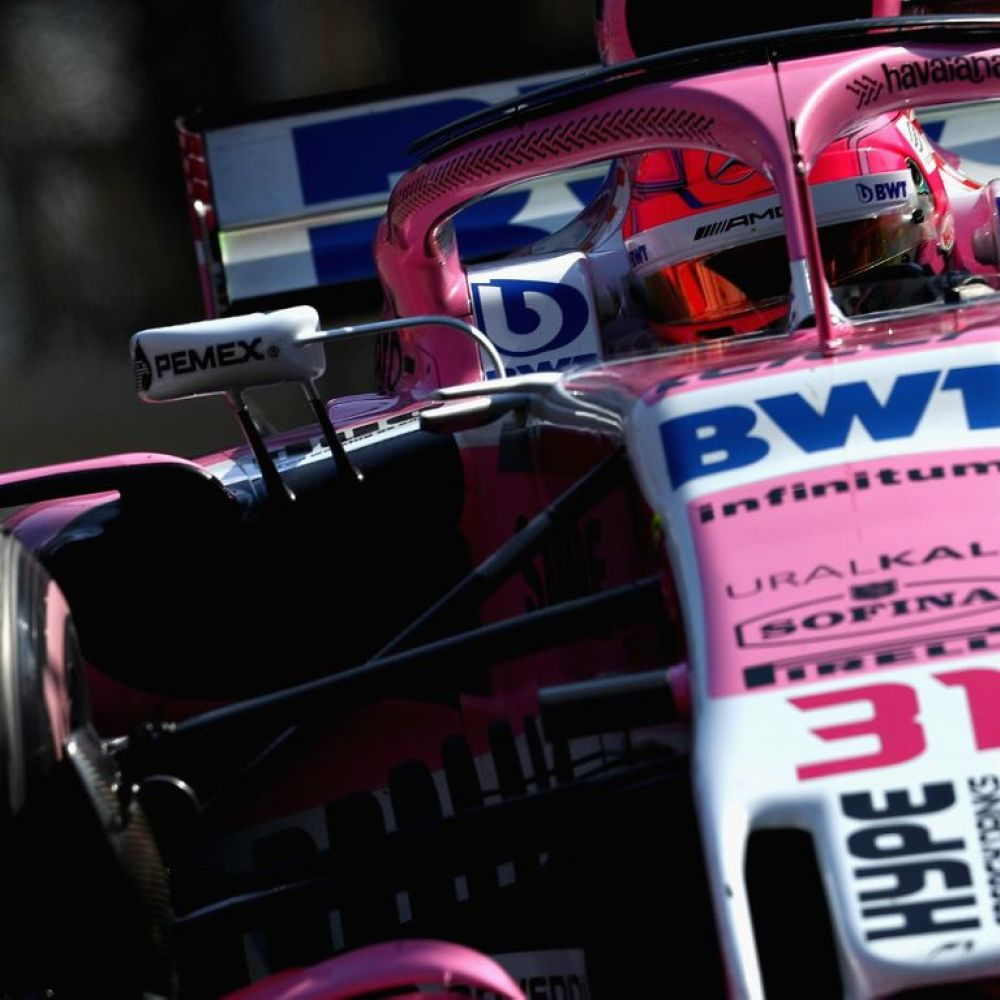 Ocon investigated over fuel flow breach