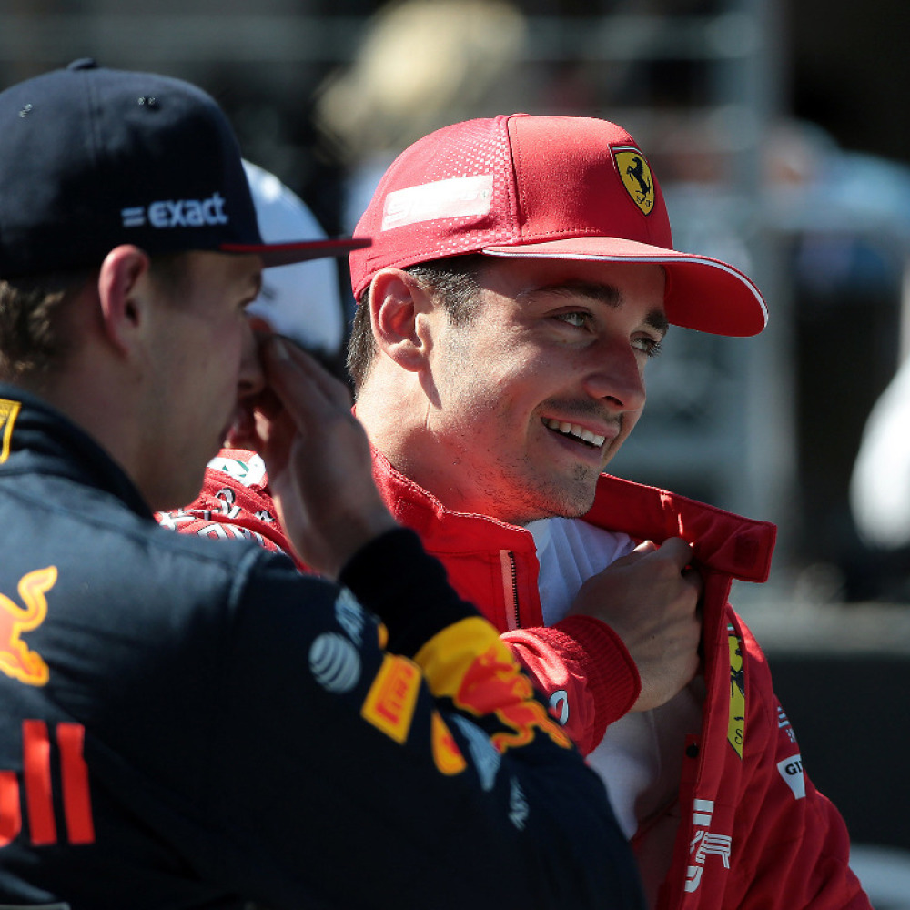 Leclerc 'wouldn't even say goodbye' to Verstappen