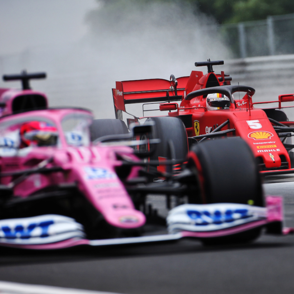 Ferrari fuel-load anomaly baffles Racing Point