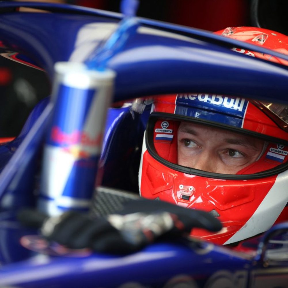 Kvyat: Reverse grids are just a band aid
