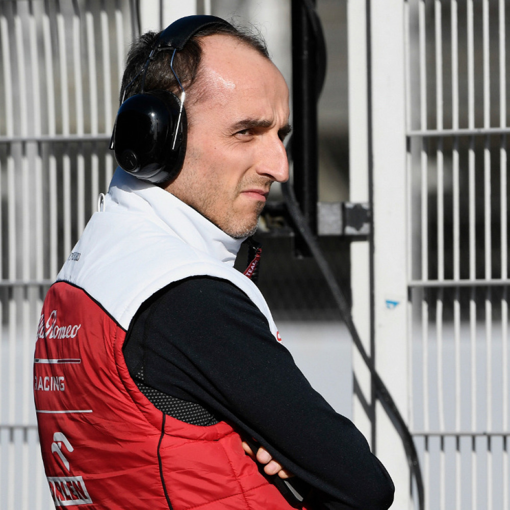 Kubica handed FP1 duties for second race