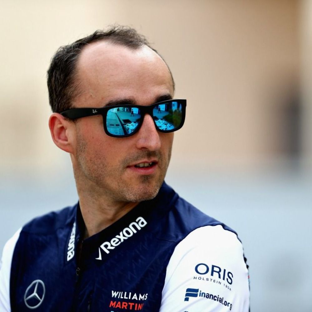 Day Two driver line-up at Spain test