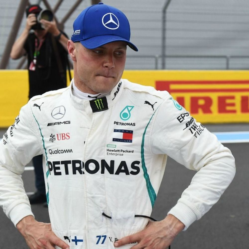 Bottas backed Mercedes' call to stay out