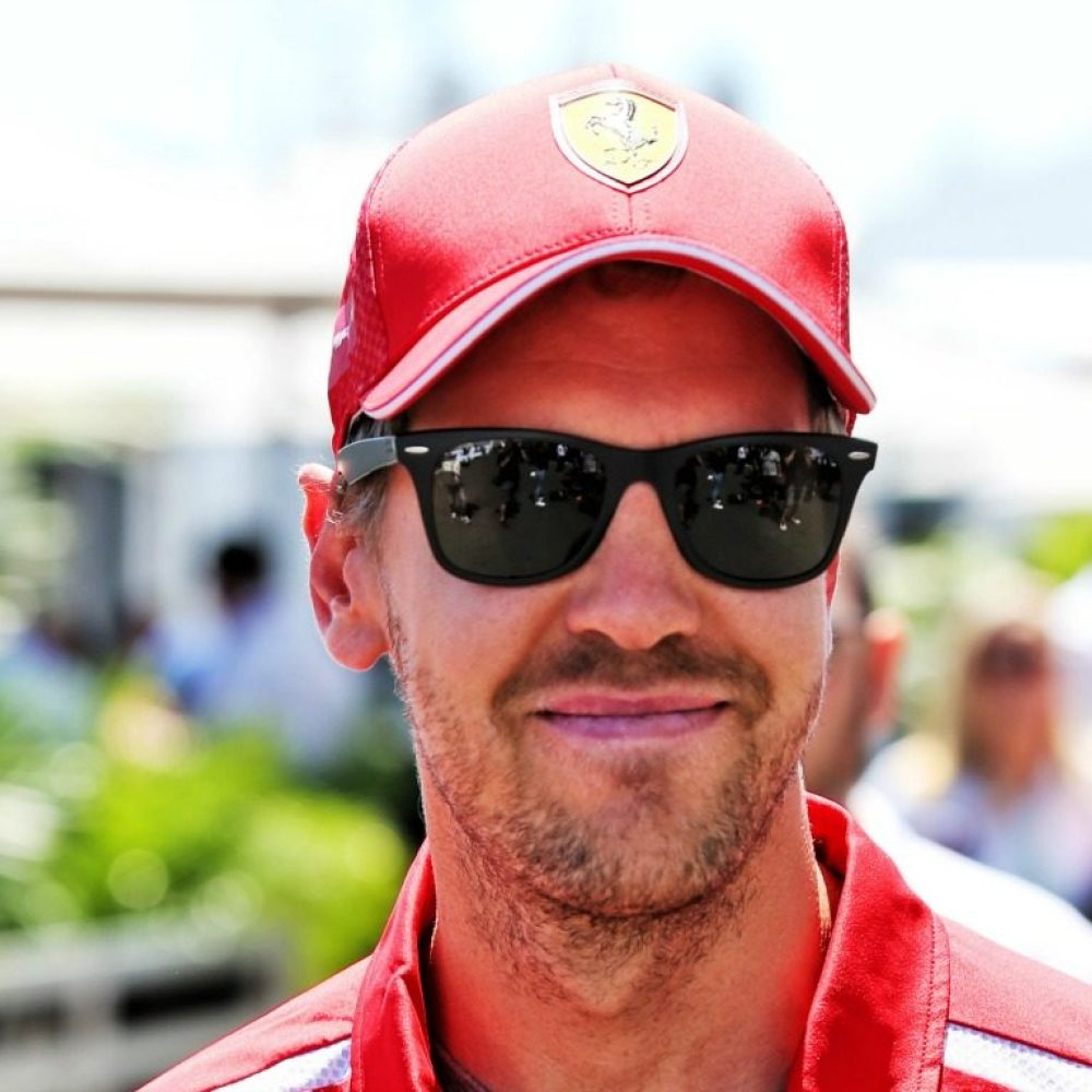 Vettel not swayed by 2021 F1 images
