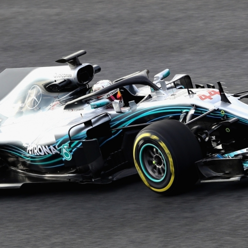 Hamilton expects 'tougher' three-way tussle