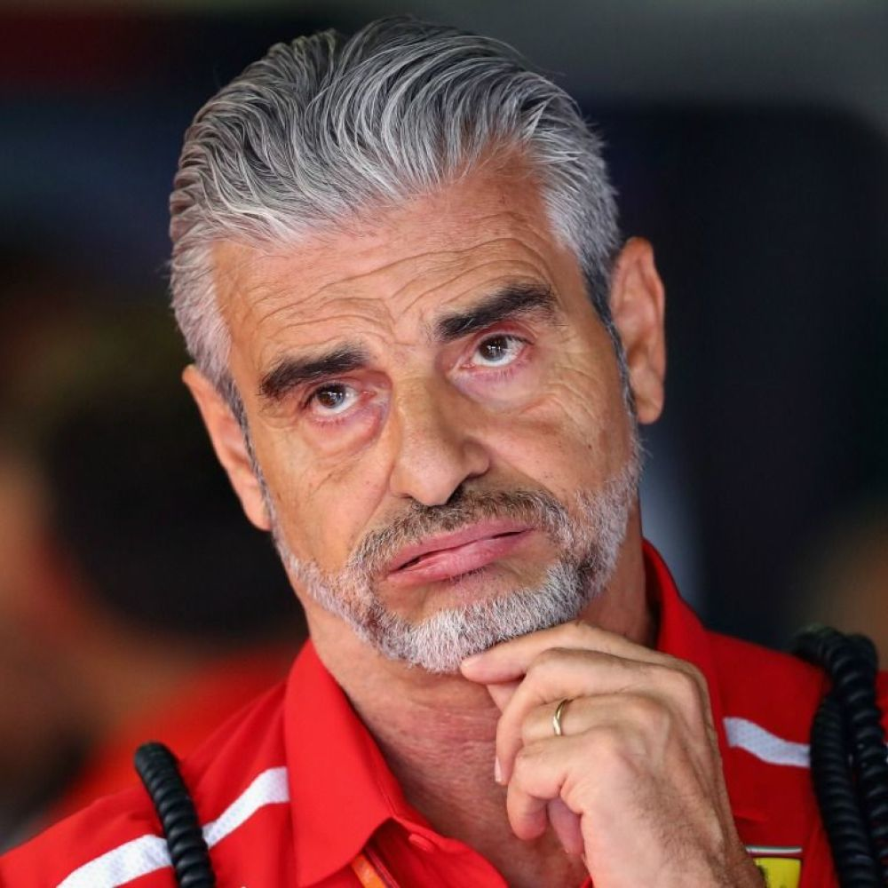 Arrivabene apologised to Bottas for 'butler' remark