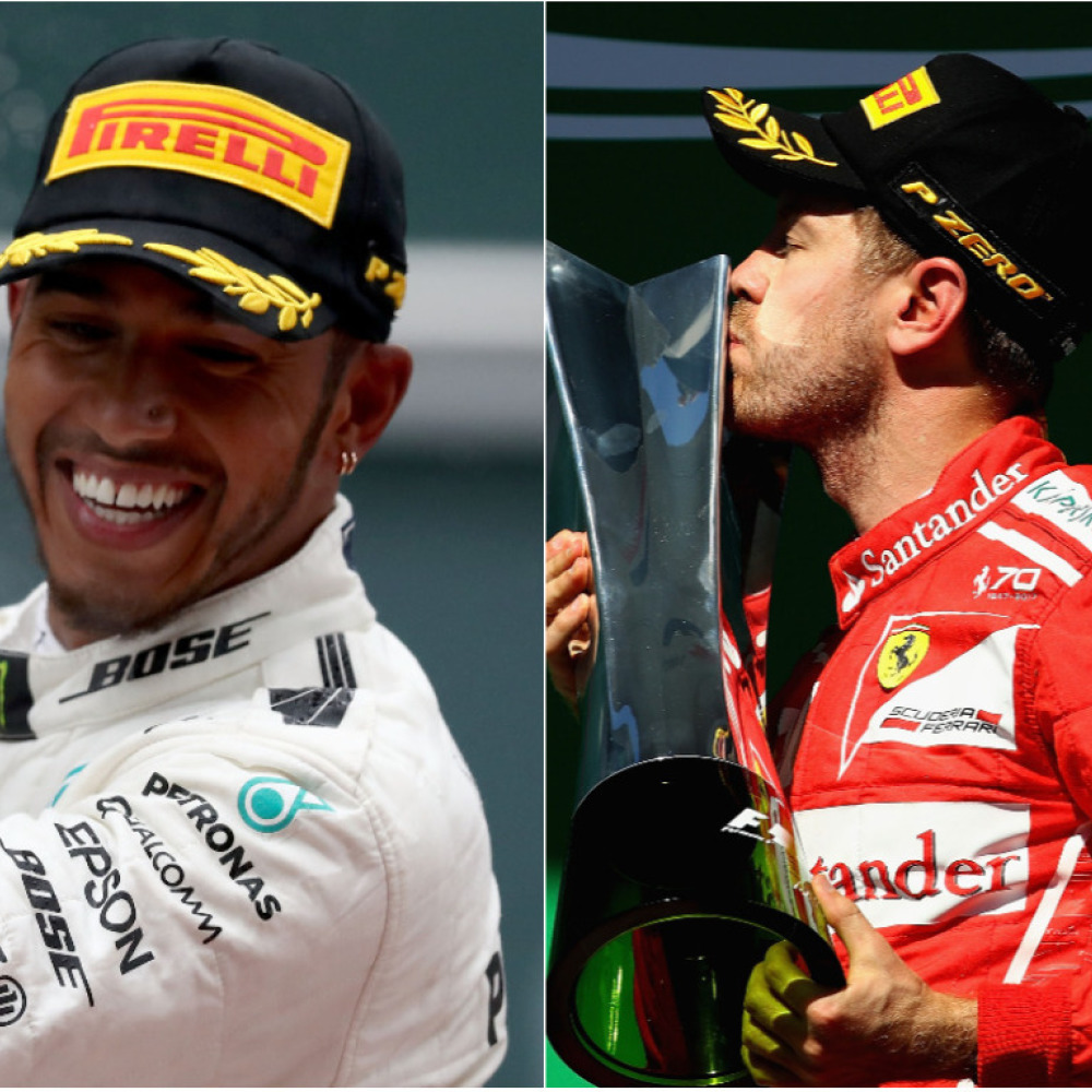 Hamilton v Vettel: The race to five World titles