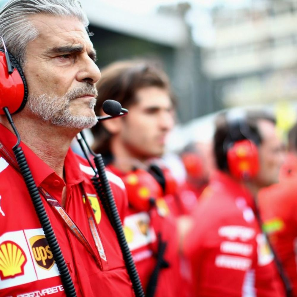Brundle: Things weren't right under Arrivabene