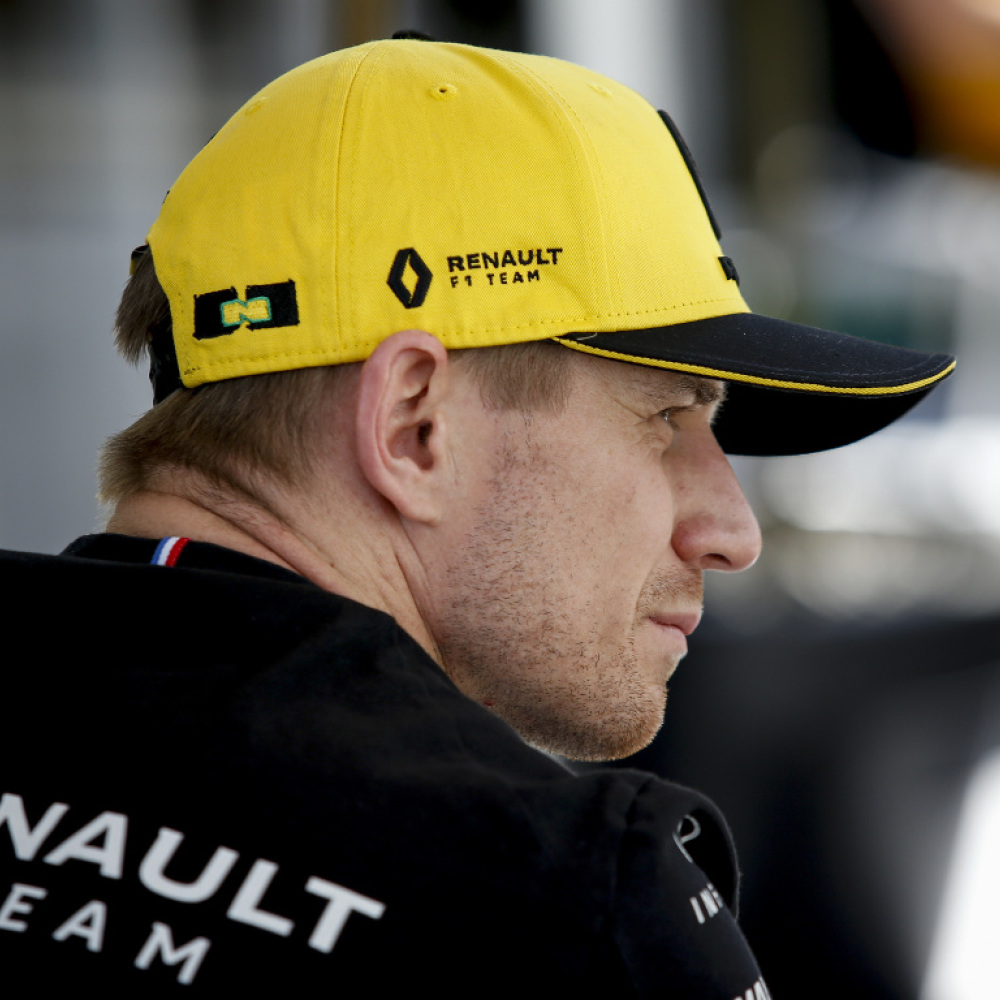 Hulkenberg missed Ferrari seat by an 'inch'