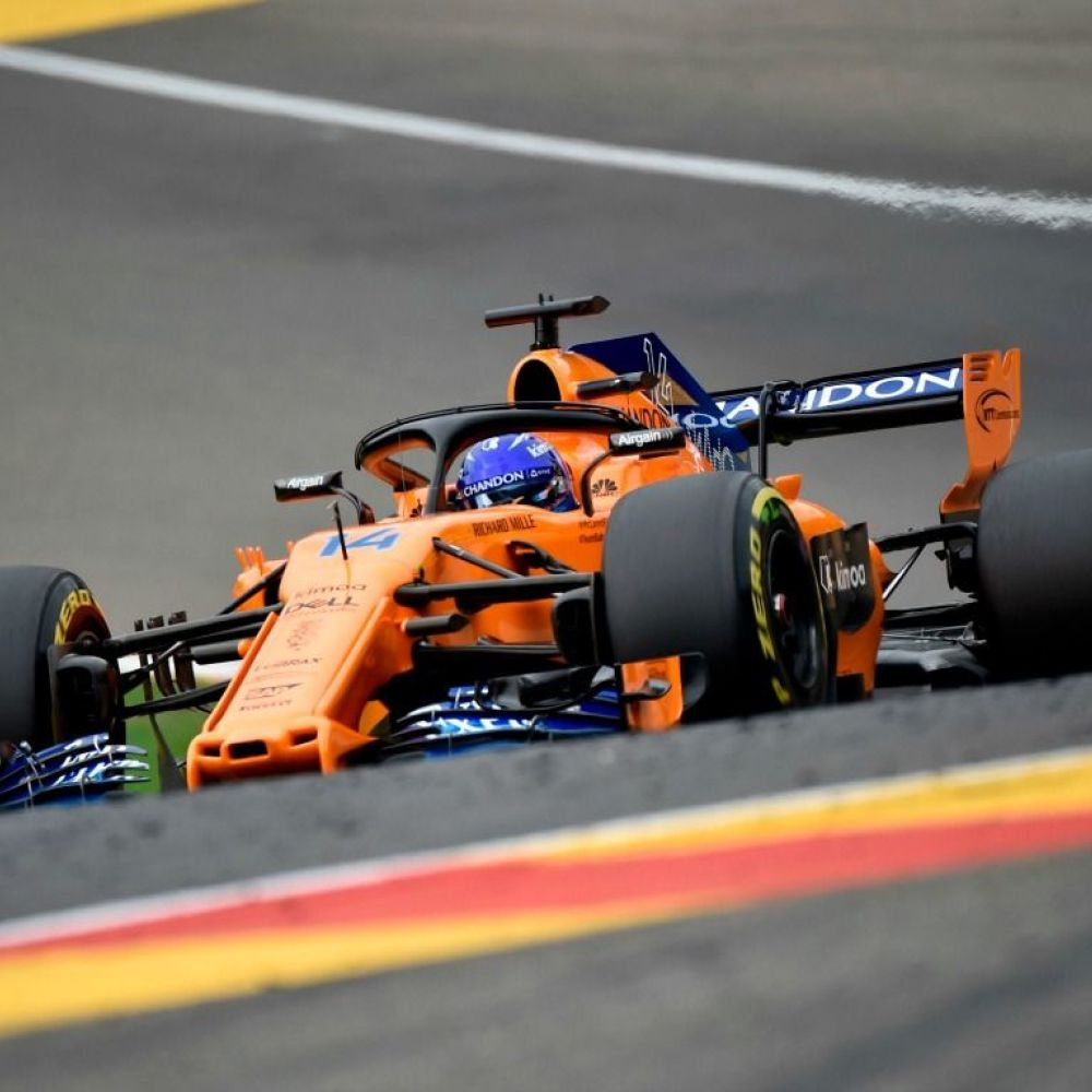 McLaren confirm deal with British American Tobacco