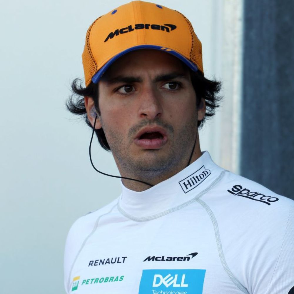 Sainz: Being 'stuck in P7' not sustainable