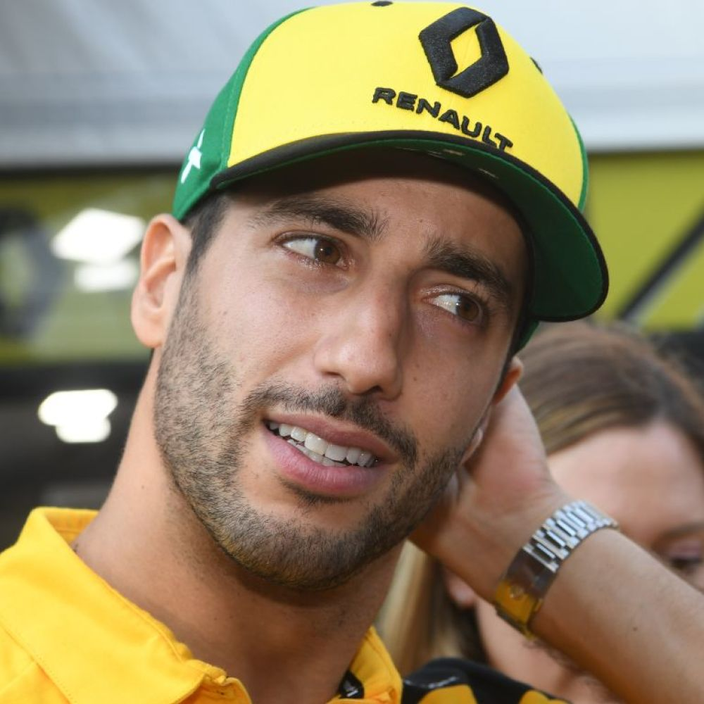 Ricciardo: First reliability, then a bit of power