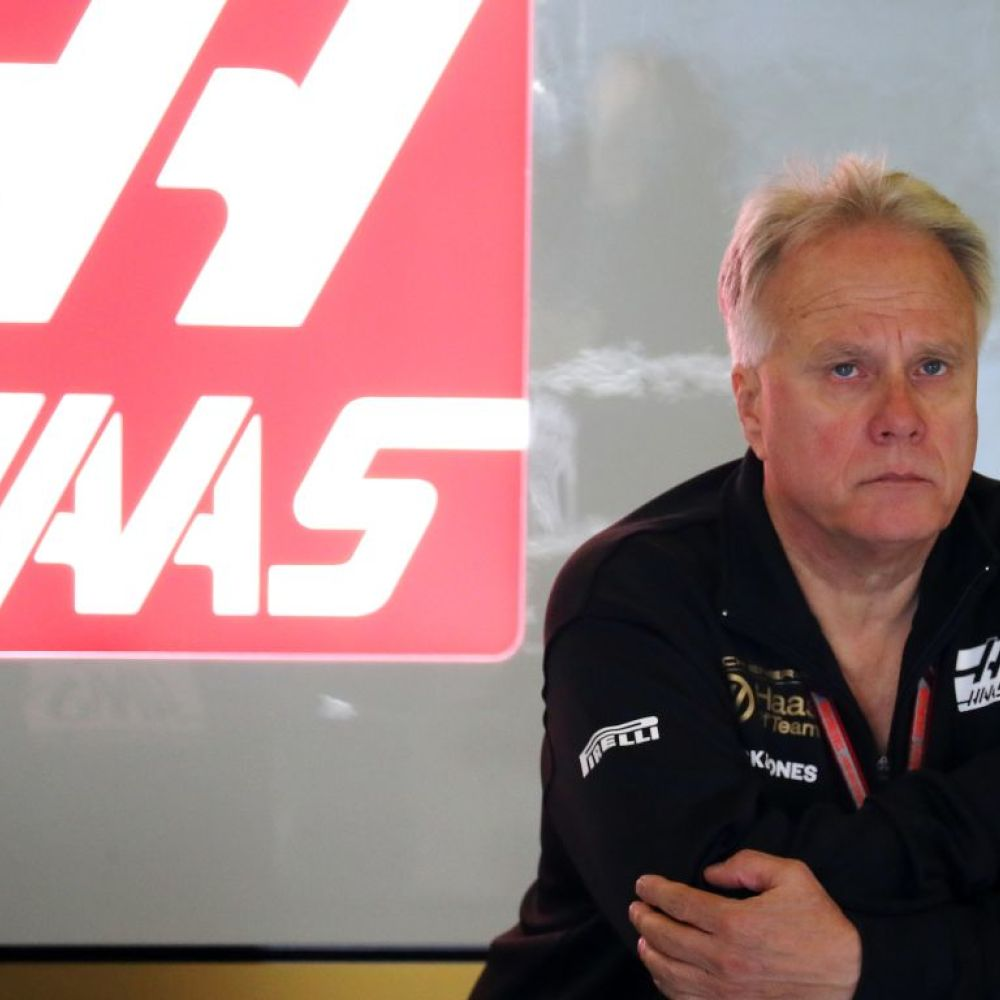 Haas 'playing games with a thermometer'